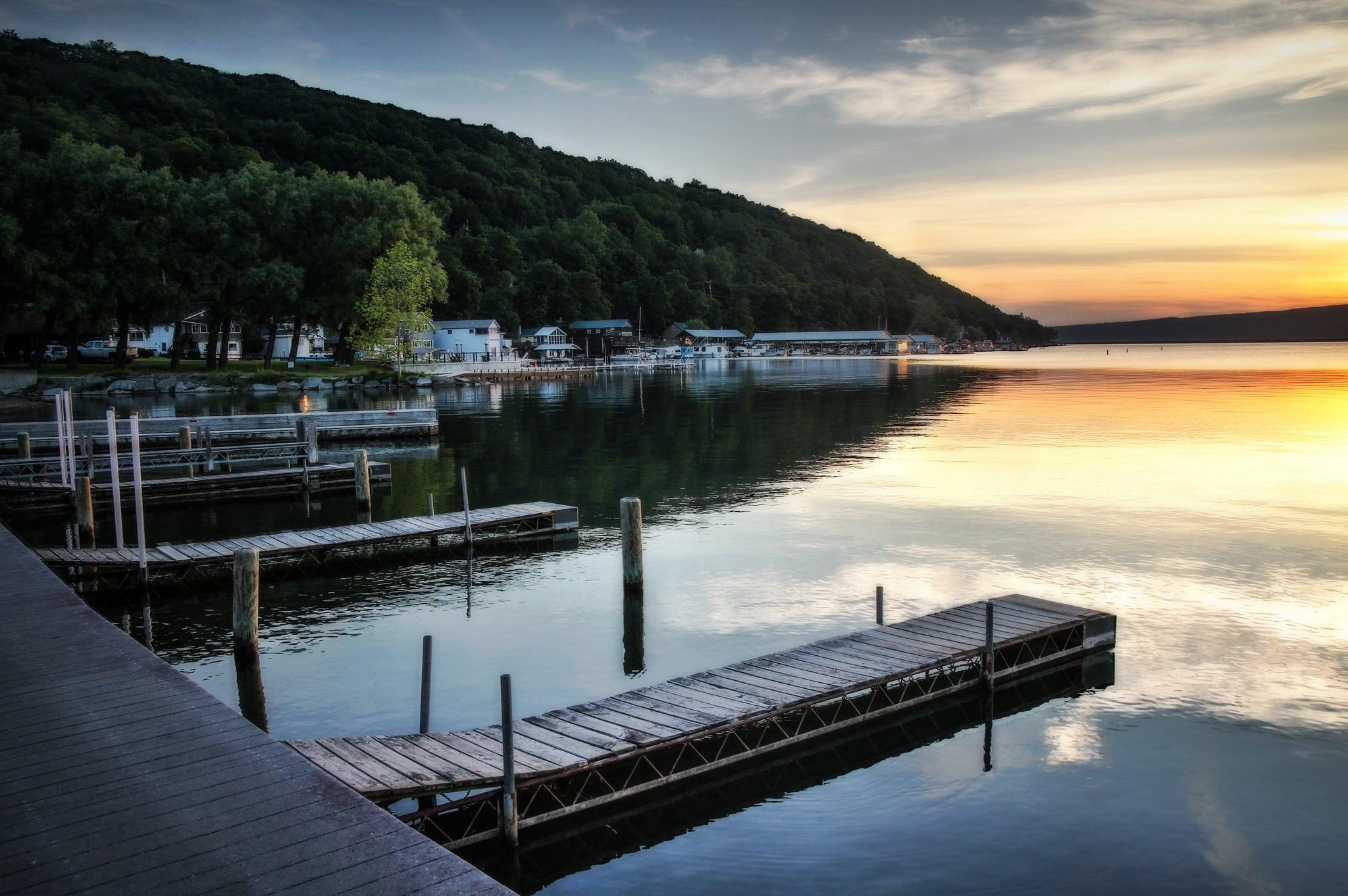 Keuka Lake, Hammondsport, NY