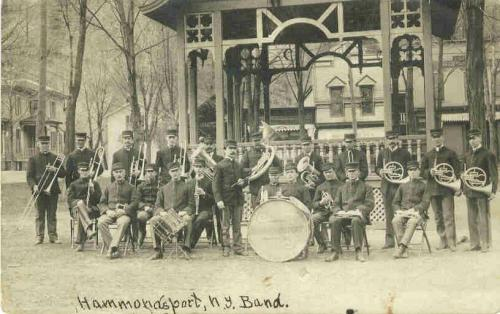 hammondsport-band